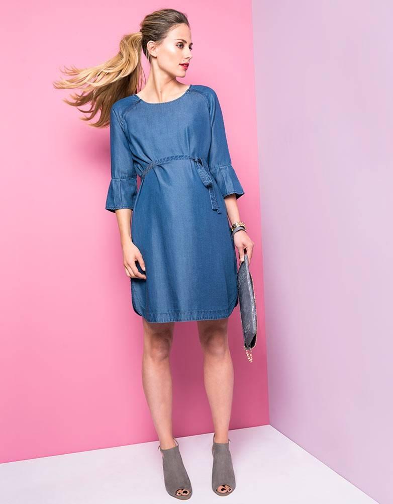 91fa3f7c06d8f Séraphine Maternity Dress | Boutique L'Enfantillon