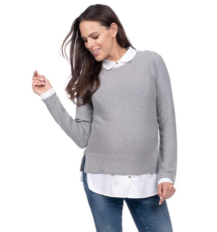 Seraphine Séraphine Maternity Sweater, CR