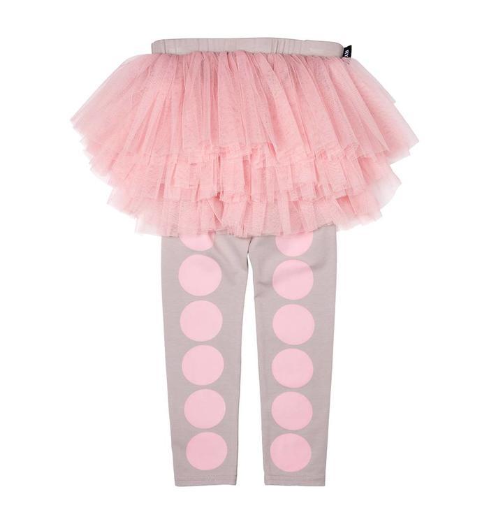 ROCKYOURBABY Rockyourbaby Girl's Skirt & Tights, AH