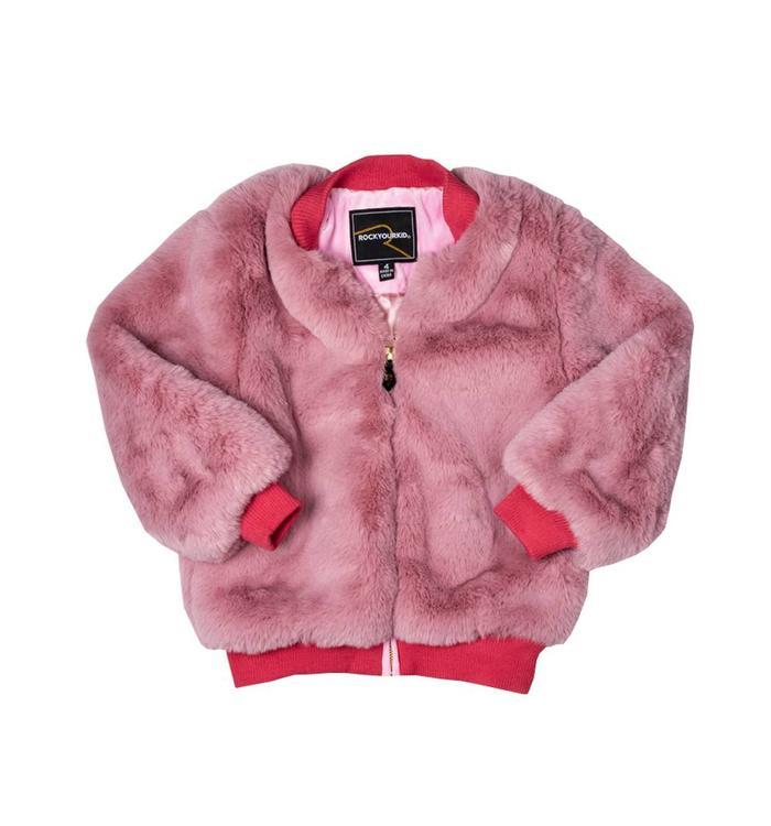 ROCKYOURBABY Rockyourbaby Girl's Jacket, AH