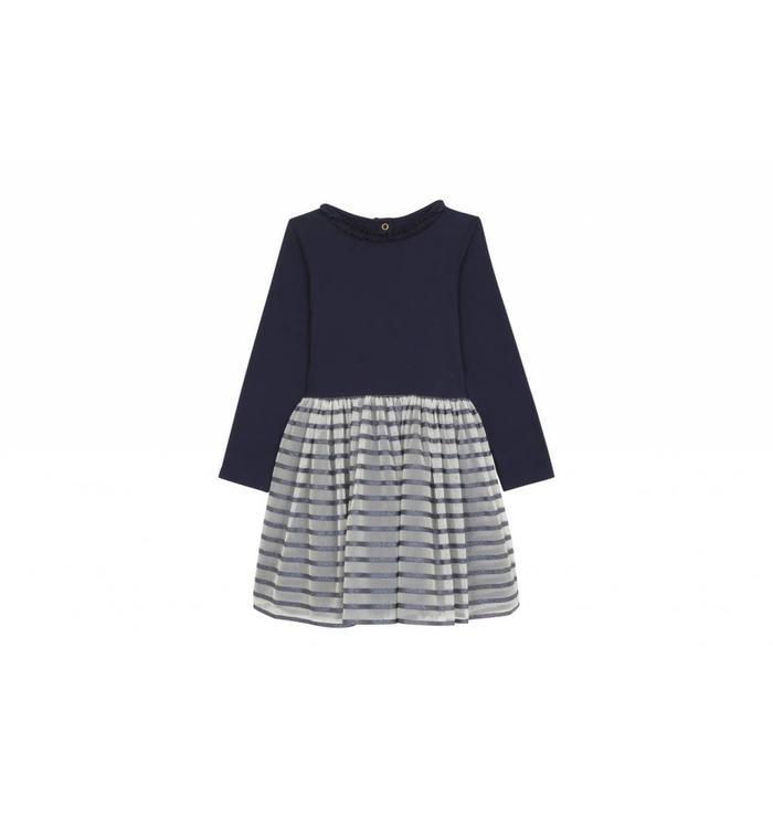 Petit Bateau Petit Bateau Girl's Dress, CR