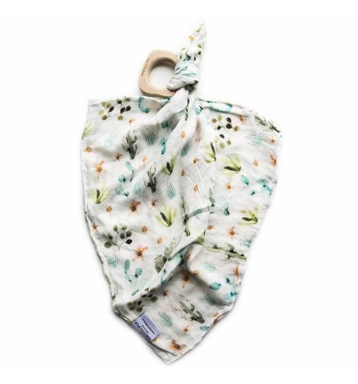 Loulou Lollipop LOULOU LOLLIPOP LOVEY BLANKET