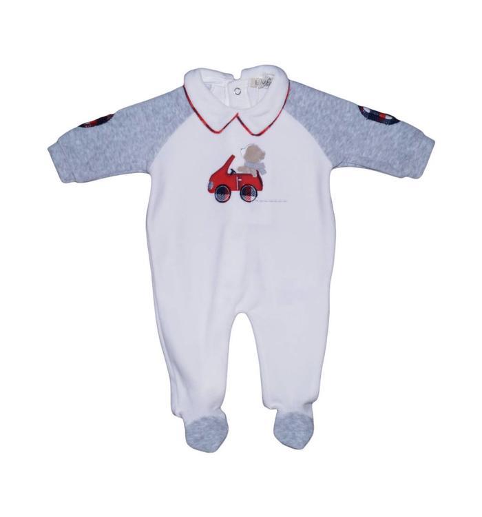 EMC EMC Footie Pyjama. CR