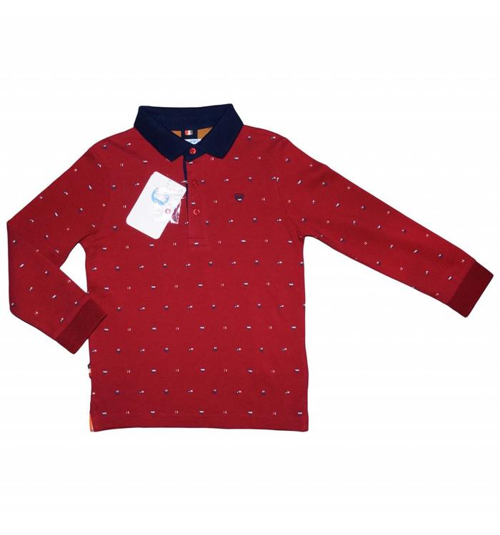 Mayoral Mayoral Boy's Polo Sweater, CR