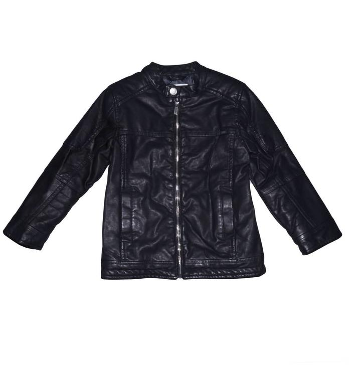 Mayoral Mayoral Black Leatherette Jacket, CR