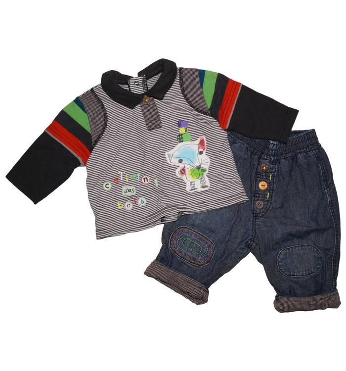 Catimini Baby Boy's 2 pces Set