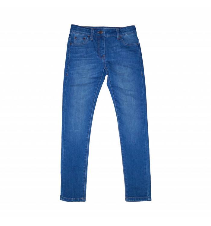 Smiley Girl's Jeans