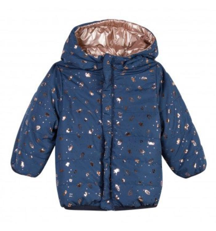 3 pommes 3 Pommes Reversible Coat, CR