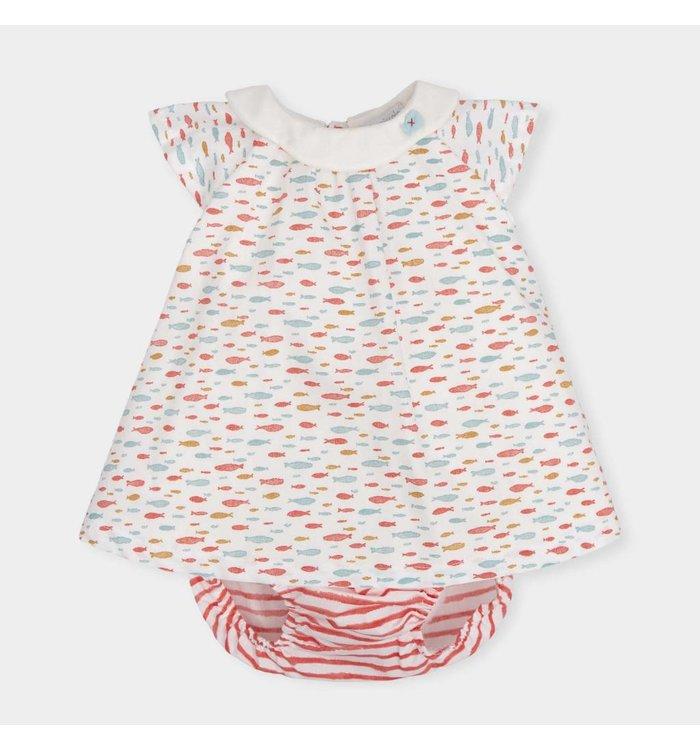 Tutto Piccolo Tutto Piccolo Girl's 2pces Dress, PE19