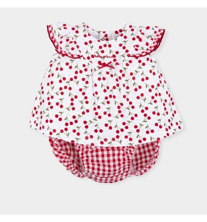 Tutto Piccolo Tutto Piccolo Girl's 2 Pieces Dress, PE19