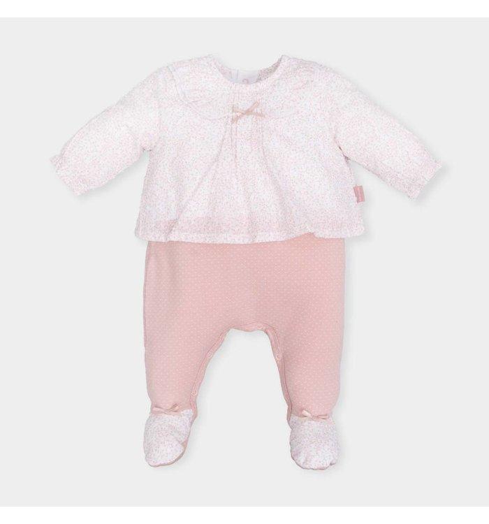 Tutto Piccolo Tutto Piccolo Girl's Babygrow, PE19
