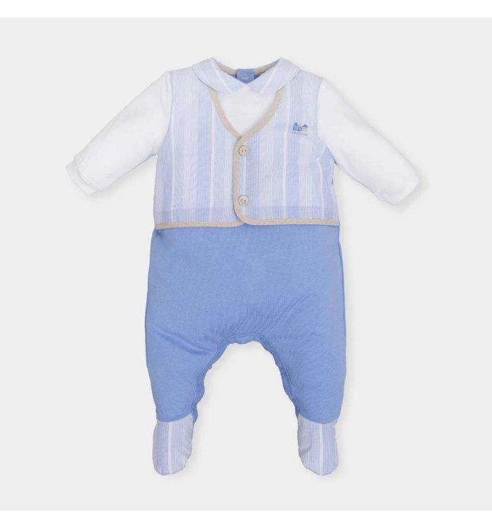 Tutto Piccolo Tutto Piccolo Boy's Pyjama, PE19
