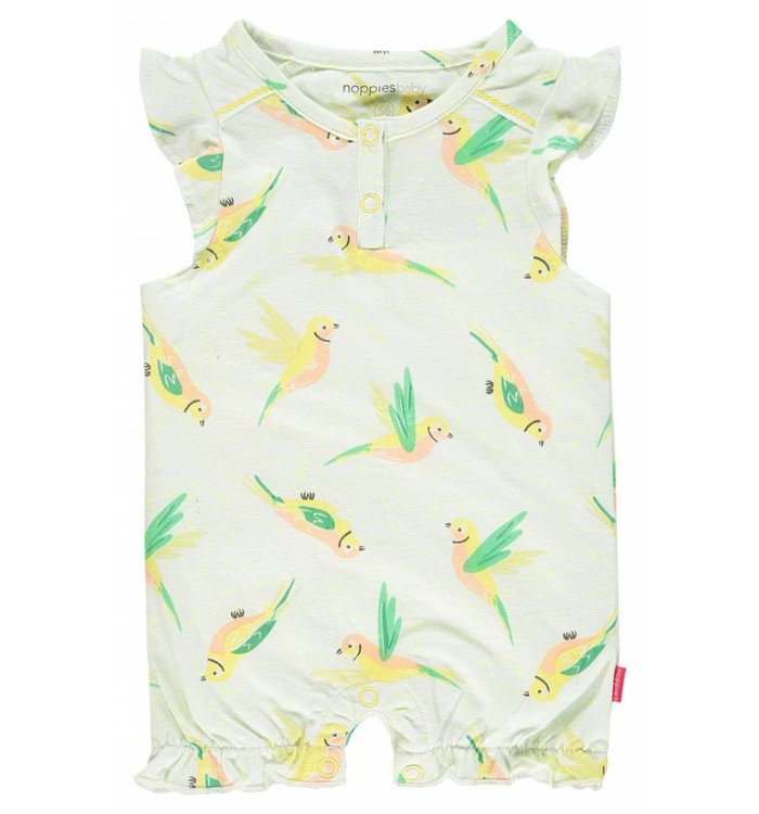 Noppies Noppies Girl's Romper, PE19