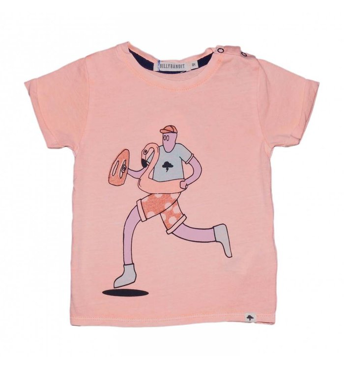 Billybandit Billybandit Boy's T-Shirt, PE19