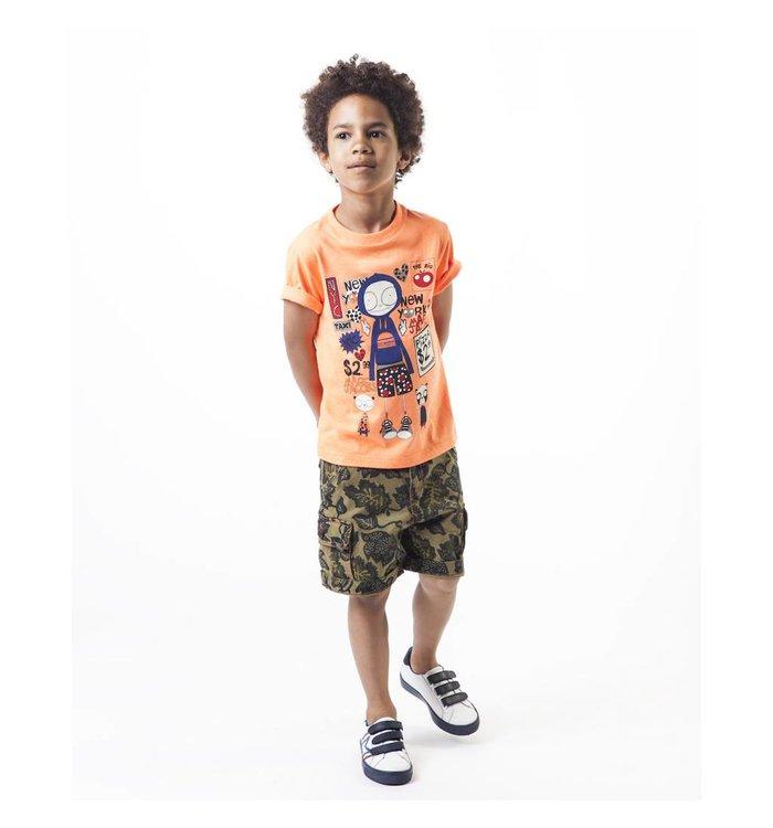 Little Marc Jacobs Little Marc Jacobs Boy's Shorts, PE19