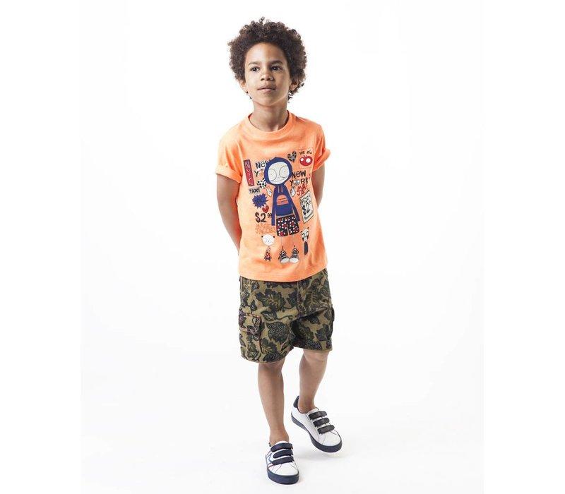 Little Marc Jacobs Boy's Shorts, PE19