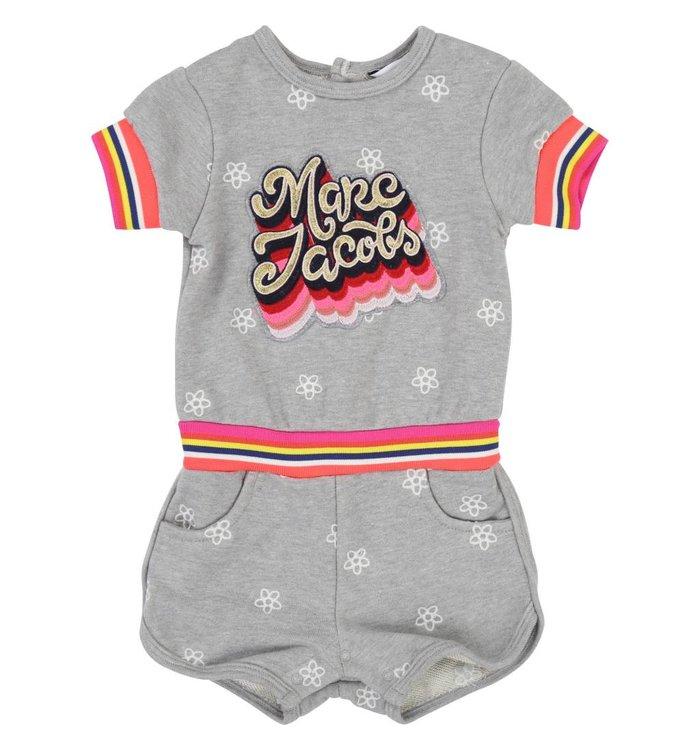 Combi-Court Fille Little Marc Jacobs, PE19