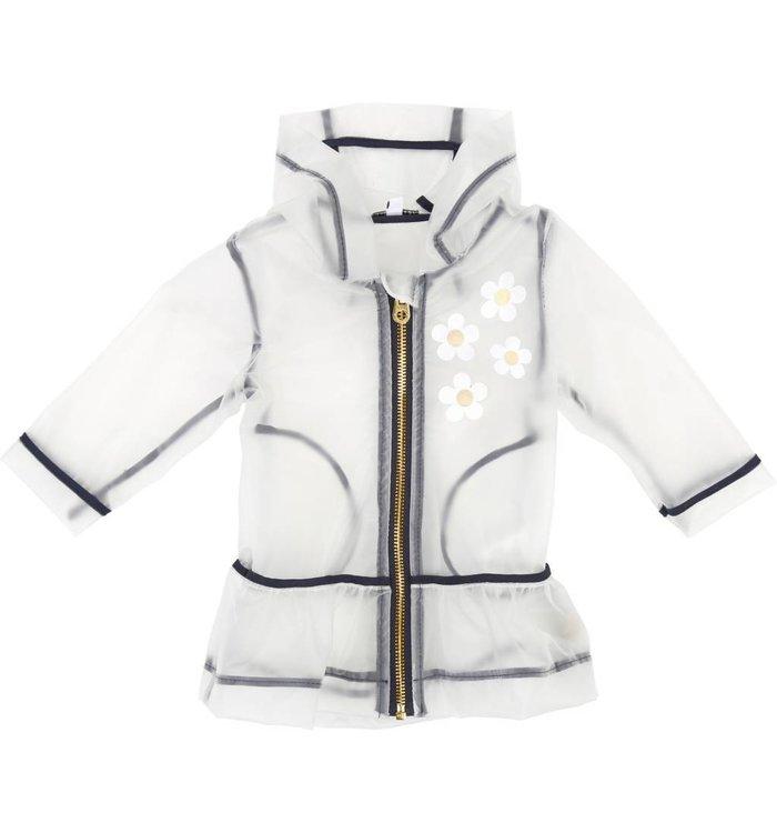 Little Marc Jacobs Girl's Raincoat, PE19
