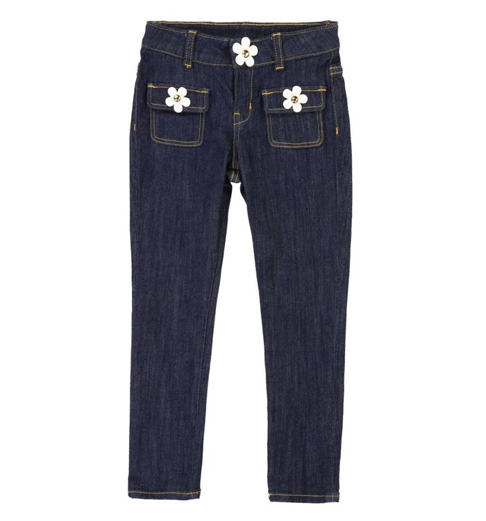 Jeans Fille Little Marc Jacobs, PE19