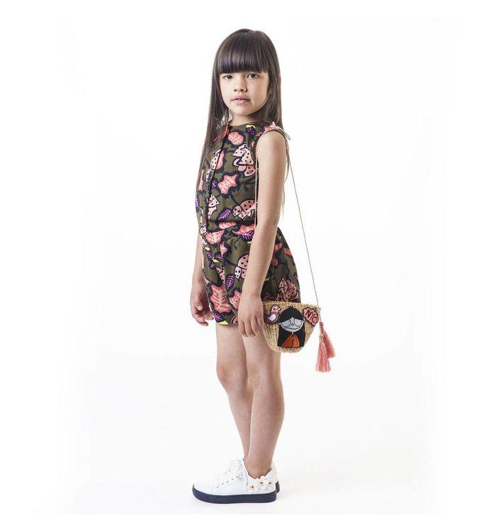 Little Marc Jacobs Girl's Romper, PE19
