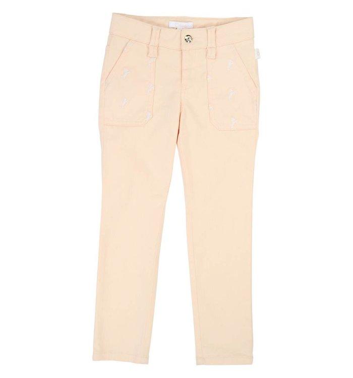 Chloé Pantalon Fille Chloé, PE19
