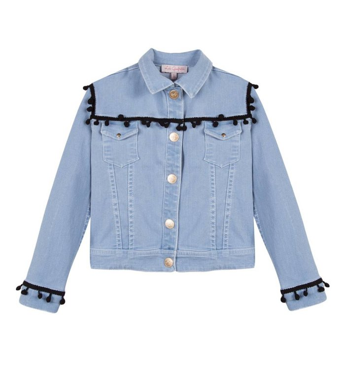 Lili Gaufrette Lili Gaufrette Girl's Jacket, PE19