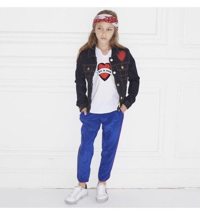 Zadig & Voltaire Zadig & Voltaire Girl's Jacket, PE19