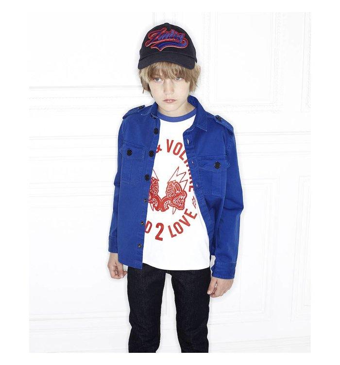 Zadig & Voltaire Zadig & Voltaire Boy's Jacket, PE19