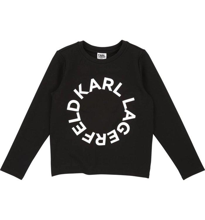 Karl Lagerfeld Karl Lagerfeld Girl's Sweater, PE19