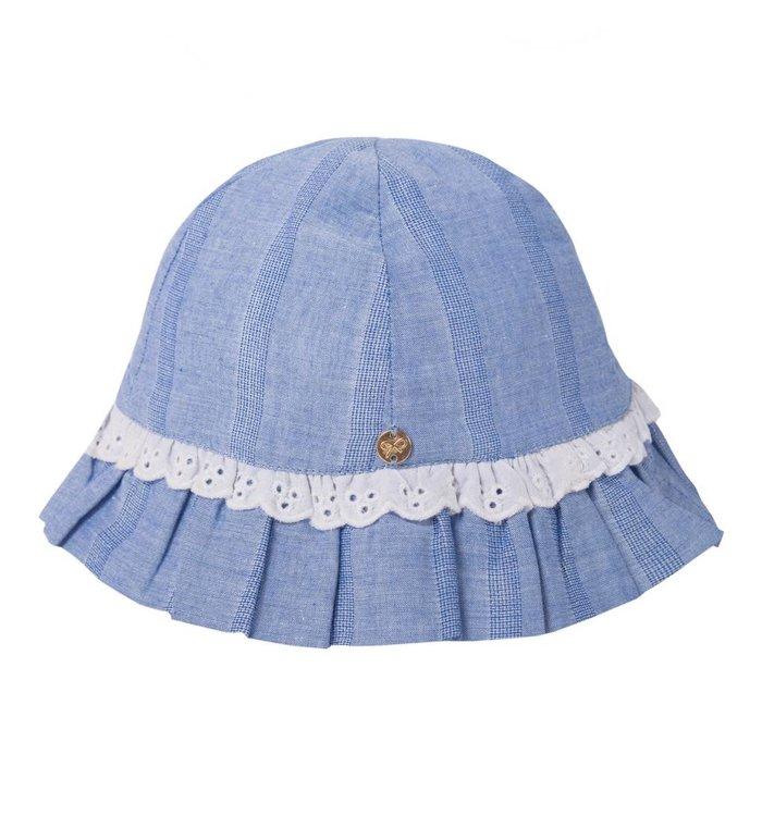 Lili Gaufrette Lili Gaufrette Girl's Hat, PE19