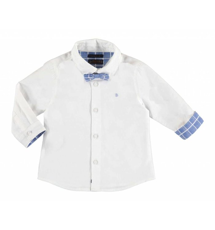 Mayoral Mayoral Shirt with Bowtie, CR