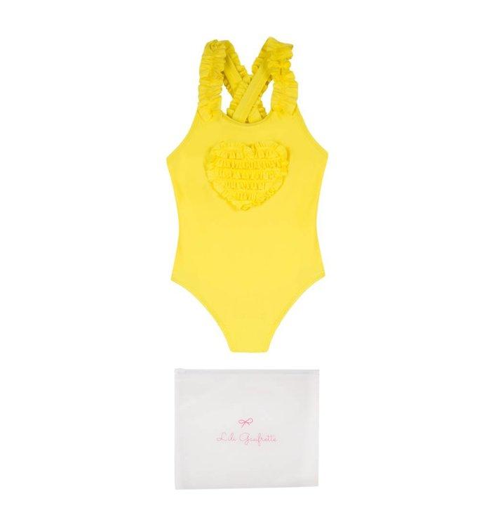 Lili Gaufrette Lili Gaufrette Girl's Swimsuit, PE19