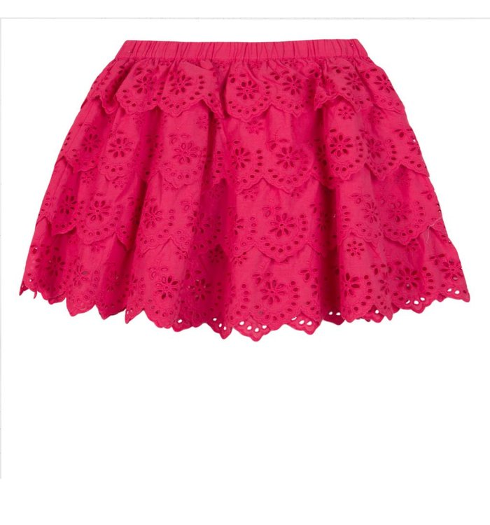 Lili Gaufrette Lili Gaufrette Girl's Skirt, PE19