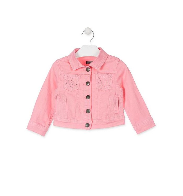 Jacket Fille Losan, PE19
