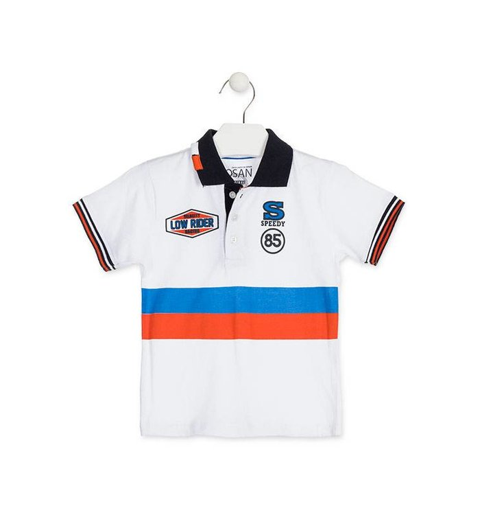 Losan Boy's Polo, PE19