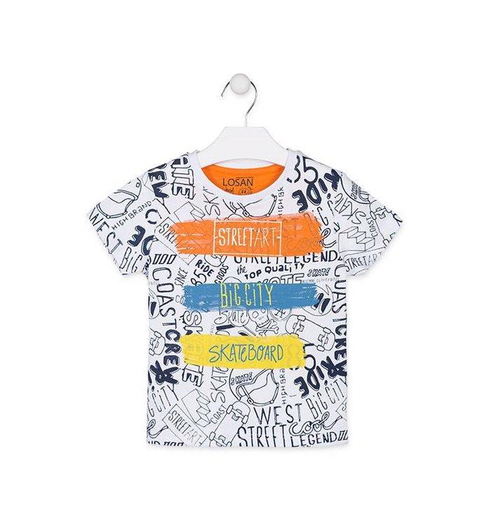 Losan Boy's T-Shirt, PE19
