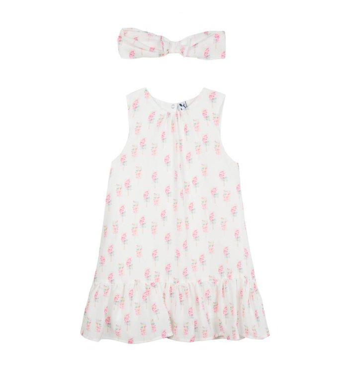3 pommes 3 Pommes Girl's Dress, PE19