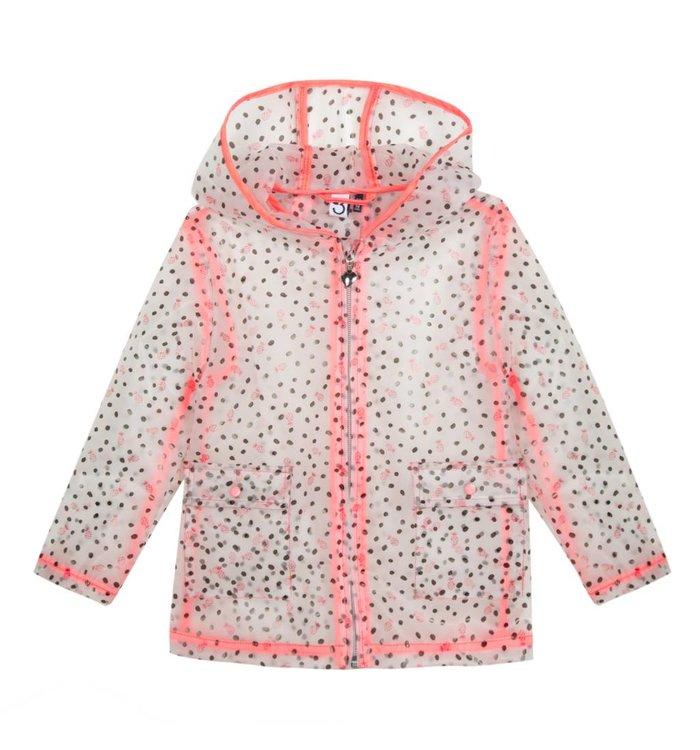3 pommes 3 Pommes Girl's Rain Coat, PE19