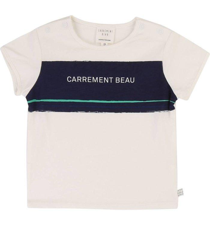 Carrément Beau T-Shirt Garçon Carrément Beau, PE19