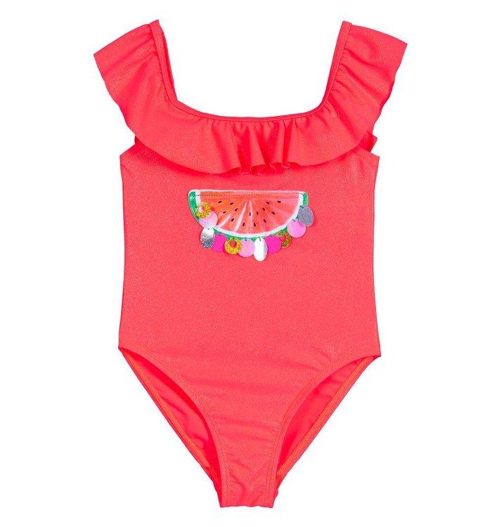 Billieblush Billieblush Girl's Bathing Suit, CR