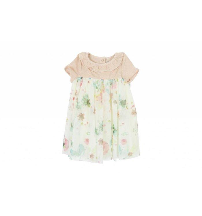 Petit Bateau Petit Bateau Dress (3-12 months), CR