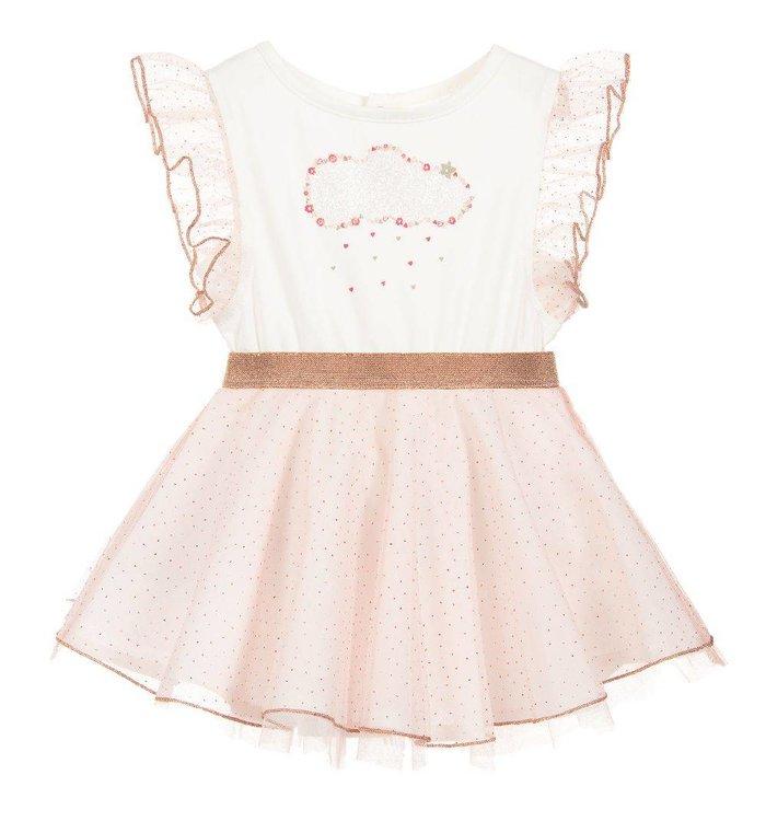Billieblush Billieblush Girl's Ceremony Dress, CR