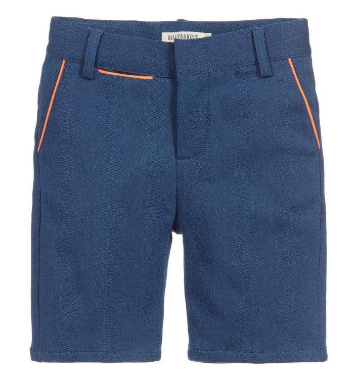 Billybandit Billybandit Boy's Denim Shorts, CR