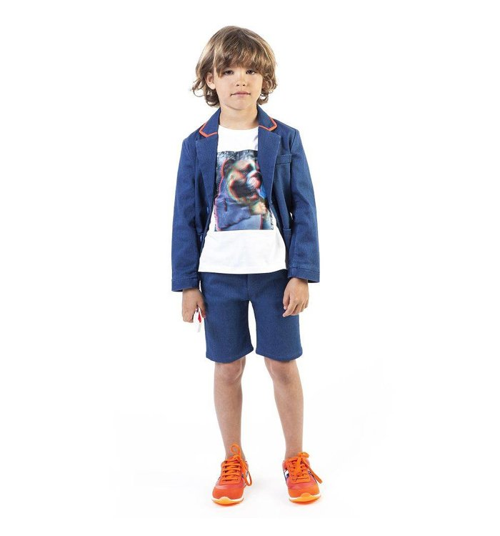 Billybandit Billybandit Boy's Blazer, CR