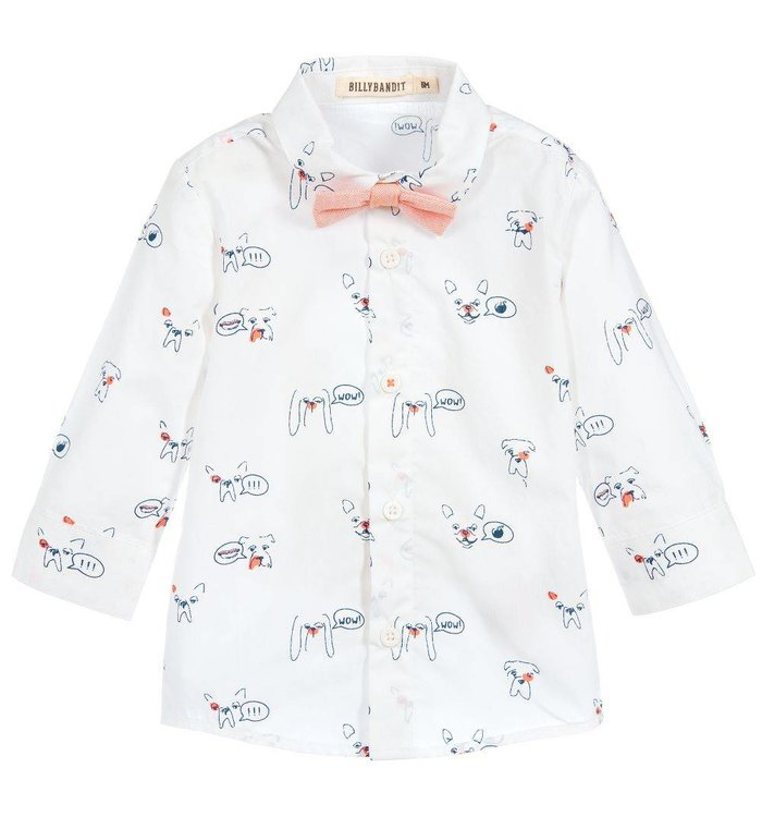 Billybandit Billybandit Baby Shirt, CR