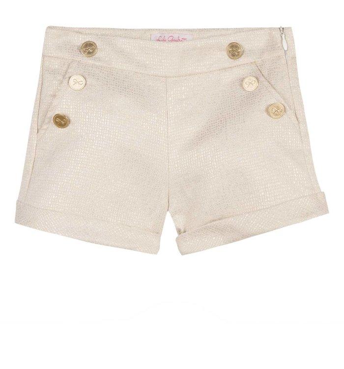 Lili Gaufrette Lili Gaufrette Baby Shorts, CR