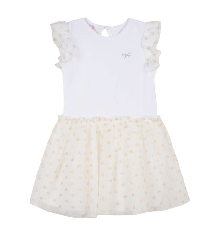 Lili Gaufrette Lili Gaufrette Girl's Dress, CR