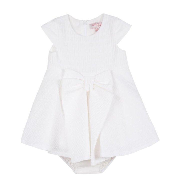 Lili Gaufrette Lili Gaufrette Baby Dress, CR