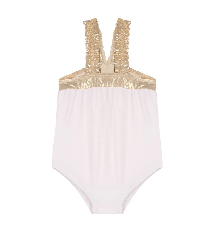 Lili Gaufrette Lili Gaufrette Girl's Bathing Suit, CR