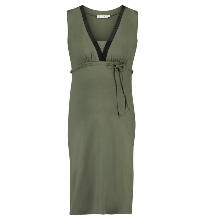 Queen Mum Queen Mum Maternity Dress, PE19